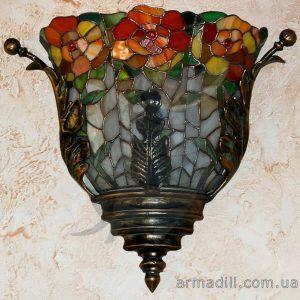 Кованные светильники и фонари в Киеве