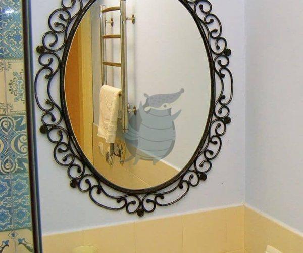 Кованые зеркала: фото #0005